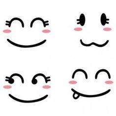 Paasei gezichten | Appeltjessap