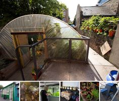 20 Dalston Lane in the heart of East London seems an odd address for a farm. But Dalston's FARM:shop is literally a farm in a shop. Once a derelict store, the shop is now a shop/cafe/meeting place and farm all in one. It is home to hundreds of growing plants arranged in every setup imaginable from a backyard polytunnel to hydroponics setup where plants are fed by the fish. It is even home to a flock of rooftop living chickens!    A perfect combination of public spaces/projects with urban…
