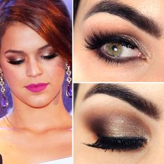 Tutorial – maquiagem da Bruna Marquezine com Flat Out Fabulous!