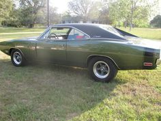 1970 Dodge Charger...Ode to my parents