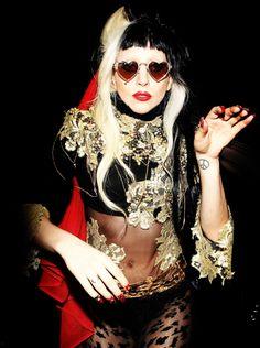 Lady Gaga   Unique person ,dedication,free spirit
