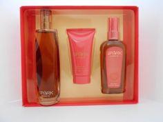 Spark By Liz Claiborne Gift Set for Women:edp Spray 3.4 Oz & Body Mist 4.2 Oz & Shower Gel 2.5 Oz by Liz Claiborne. $182.00. Blend of honey, caramel, rose, warm cinnamon, enticing vanilla, musk and cedar.. Spark By Liz Claiborne Gift Set for Women:edp Spray 3.4 Oz & Body Mist 4.2 Oz & Shower Gel 2.5 Oz