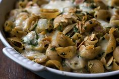 Baked Pasta Casserole - Using simple, unprocessed ingredients.  Heidi Swanson's recipes never disappoint.