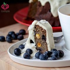 karenluvslife:  Blueberry pistachio honey cake with raw white... The Coolest Online Shop for health living person like you is on HUGE SALES! Blender Jar Water Bottle and more! ONLY While Stock Last! Hurry up! http://ift.tt/1HVNtAg