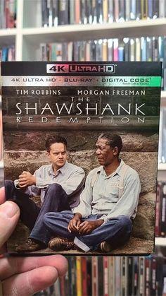 Tim Robbins, The Shawshank Redemption, Morgan Freeman, Coding, Baseball Cards, Digital, Garden Decorations, Programming