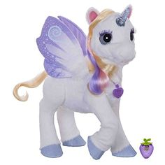Furreal Friends - StarLily, mi unicornio mágico (Hasbro B0450) Fur Real Friends http://www.amazon.es/dp/B010FBTO5K/ref=cm_sw_r_pi_dp_giGowb1W0KCX5