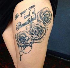 25 ideas for tattoo girl design middle - 25 ideas for tattoo girl design middle . - 25 ideas for tattoo girl design center – 25 ideas for tattoo girl design center – - Dope Tattoos, Badass Tattoos, Pretty Tattoos, Beautiful Tattoos, Body Art Tattoos, Small Tattoos, Sleeve Tattoos, Tatoos, Thigh Quote Tattoos