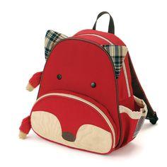 FOX bagpack Skip Hop Zoo