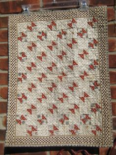 nice antique doll quilt