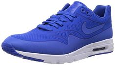 Nike Women's Air Max 1 Ultra Moire Running Shoe *** Special product just for you. Running Shoes For Men, Running Women, Road Running, Air Max 1, Nike Air Max, Nike Corporate, Air Max Sneakers, Sneakers Nike, Soft Heels