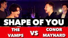 Ed Sheeran - Shape Of You (SING OFF vs. The Vamps)Song Cover http://ift.tt/2whghIf