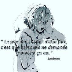 Otaku Anime, Manga Anime, Anime Depression, Best Quotes, Life Quotes, Sad Anime Quotes, Relatable Tweets, Manga Boy, Anime Demon