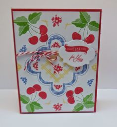 Lin's Craft Corner: Papertrey Ink Stamp-A-Faire 2014 1940's with Betsy Veldman