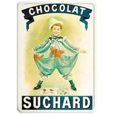 Pierrot - Chocolat Suchard