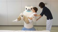Is the Future of Robotics in Caring For the Elderly? [Future Robots: http://futuristicnews.com/category/future-robots/ Robots for Sale: http://futuristicshop.com/category/robots/ Robotics Books: http://futuristicshop.com/category/robotics-books/]