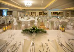Wedding room at Hotel Kilkenny Table Decorations, Room, Wedding, Furniture, Home Decor, Bedroom, Valentines Day Weddings, Decoration Home, Room Decor