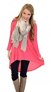 St Thomas Top, Pink