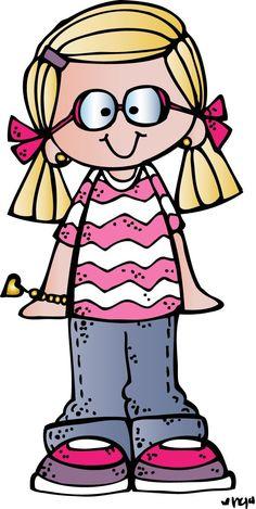 "Free Clipart Piece - MelonHeadz: Meet Lucy Doris .....Follow for Free ""too-neat-not-to-keep"" teaching tools & other fun stuff :)"