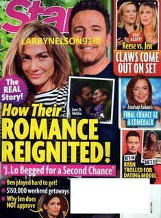 Play Hard To Get, Star Magazine, Lindsay Lohan, On Set, Weekend Getaways, Coming Out, Comebacks, Magazines, Romance