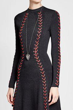 ALEXANDER MCQUEEN -  Heart Embellished Locket Necklace | STYLEBOP