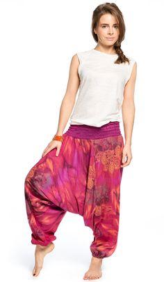Восточные широкие штаны, алладины, шаровары, хлопок, Индия, восток, штаны с мотней. 1470 рублей