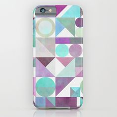 Check out society6curated.com for more! I am a part of the society6 curators program and each purchase through these links will help out myself and other artists. Thanks for looking! @society6 #phone #case #phonecase #accessory #accessories #fashion #style #buy #shop #sale #cool #sweet #rad #awesome #fun #abstract #abstraction #abstractart  #geometric #nordic #nordicinspired #color #geometry