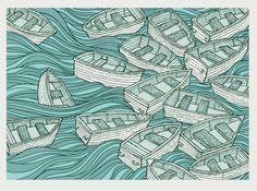 Boats by Methane Studios