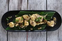 Fiskekarry m/kokos og karryblade