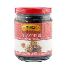 SAUCE FOR PLUM AND SOYBEAN SPARE RIBS  梅子排骨醬 251109L121