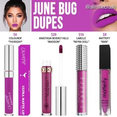 """""""Mi piace"""": 1,212, commenti: 18 - All in the Blush (@allintheblush) su Instagram: """"BECAUSE I LOVE YOU GUYS SO MUCH......JUNE BUG DUPES  Please note these may not be identical bc…"""""""