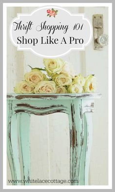 1fc0b00b9c7 Sharing some simple tips and tricks so you too can thrift shop like a pro.