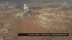 Ein Selbstmordanschlag gegen die syrische Armee: Zwei Attentäter der Dschabha...