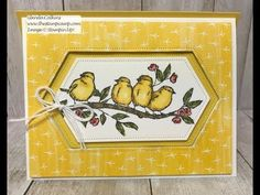 """This is a Bonus Card for my featured stamp set """"Free As A Bird Bundle"""". The bundle includes the stamp set and the Stitched Nested Labels Dies. Kids Stamps, Window Cards, Window Frames, Paper Birds, Stampinup, Fun Fold Cards, Card Making Tutorials, Stamping Up Cards, Bird Cards"""
