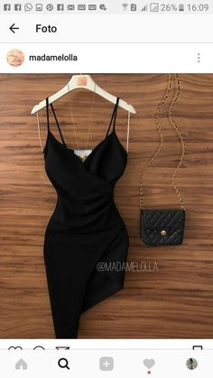 Little Black Dress / Only Me 💋💚💟💖✌✔👌💙💚 xoxo – Outfit Inspiration & Ideas for All Occasions Dressy Outfits, Night Outfits, Casual Dresses, Short Dresses, Cute Outfits, Sexy Dresses, Disco Outfits, Look Fashion, Fashion Outfits