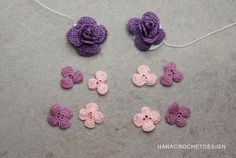 rose earrings jewelry making pattern – DIY crochet purple rose earrings with flowers tutorial – crochet pattern and how to – digital file DIY – Häkeln Rose Brautjungfer Geschenk Schmuck Diy Crochet Flowers, Crochet Flower Patterns, Crochet Diagram, Earring Tutorial, Crochet Hook Sizes, Purple Roses, Crochet Accessories, Bridesmaid Gifts, Crochet Earrings