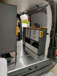 Van Storage, Truck Storage, Renault Master, Van Racking Systems, Van Organization, Mobile Workshop, Mobile Mechanic, Service Public, Transit Custom