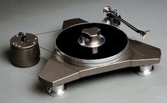 V.Y.G.E.R. Timor turntable
