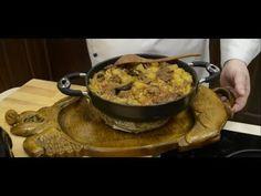 Laci bácsi konyhája - Gemenci tarhonyás vaddisznó - YouTube Kitchen, Youtube, Cucina, Cooking, Kitchens, Youtubers, Stove, Cuisine, Youtube Movies