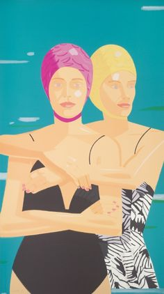Alex Katz:  Eleuthera, 1999 Screenprint