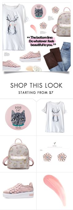 """""""YesStyle - 10% off coupon"""" by mahafromkailash ❤ liked on Polyvore featuring Holika Holika, ssongbyssong, kitsch island, Innisfree, Summer and yesstyle"""