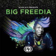 Scion A/V presents Big Freedia