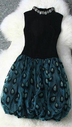 omg. i love this dress.