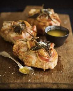 Italian Food ~ #food #Italian #italianfood #ricette #recipes ~ Saltimbocca