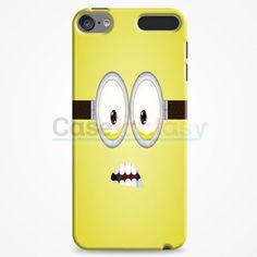 Minion Despicable Me Workout Adorable Funny iPod Touch 6 Case | casefantasy