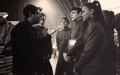 Star Trek - Behind the Scences