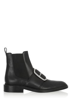 Givenchy | Tina buckle-embellished ankle boots