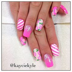 Instagram photo by kayciekyle  #nail #nails #nailart