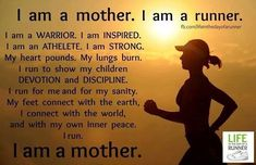 I am a giver of light. I am a mother. Strong!