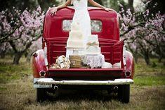 Rustic Wedding Cake Ideas
