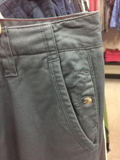 PANT / Détail poche Men Trousers, Mens Trousers Casual, Trouser Pants, Cotton Pants, Fashion Pants, Cool Outfits, Menswear, Pockets, Detail